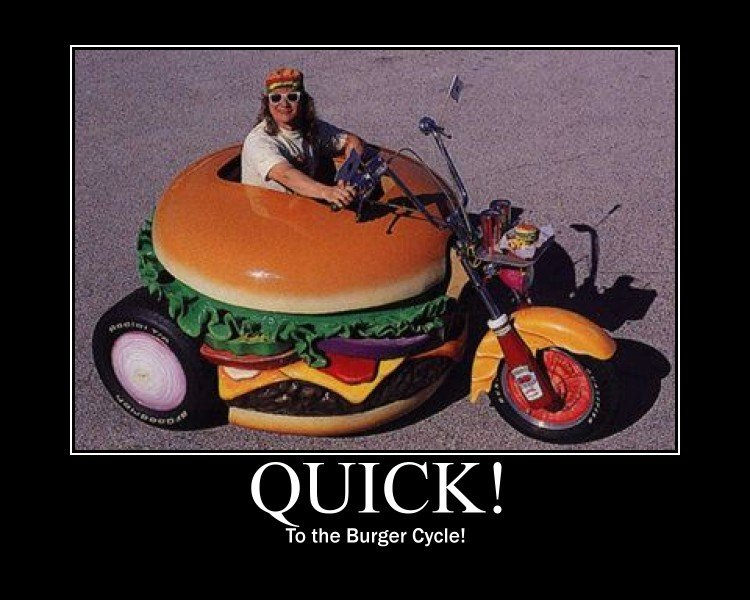 burger cycle