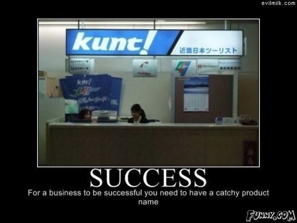 business - succesful buisness title..lol