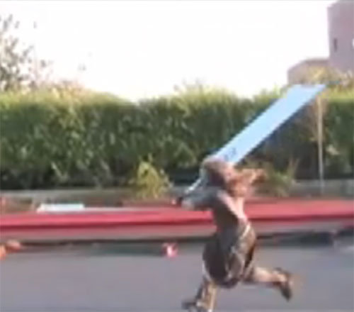 bustersword - the 8 manliest images on the internet
