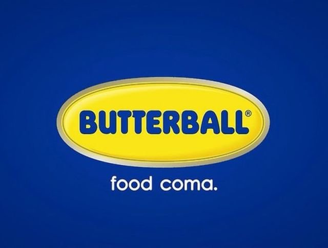 butterball - if company logos would tell us truth