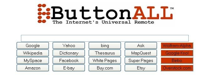 button - make this your homepage on your web browser!