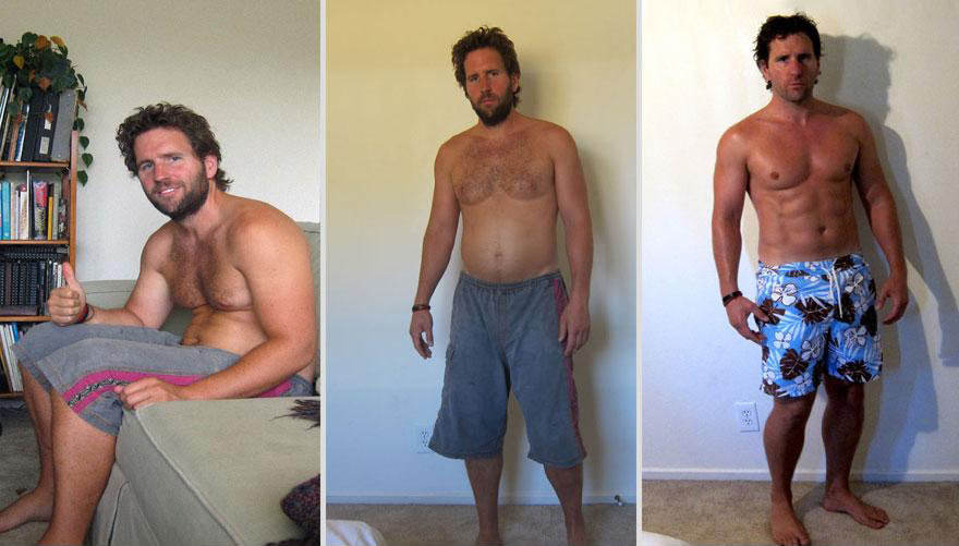 c - cruel reality: the truth behind the transformation photos