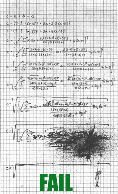 calculus fail huge funny pic collection