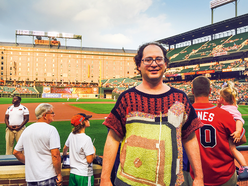 camden yards jumper worn inside oriole park camden yards local baseball