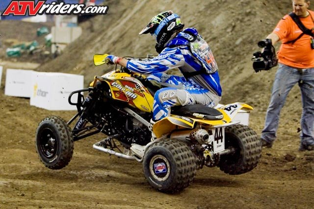 can montreal supercross atv chad wienen
