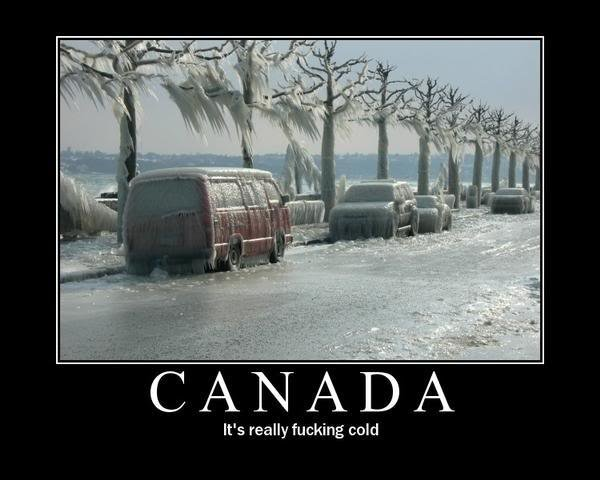 canadacold - pics and gifs