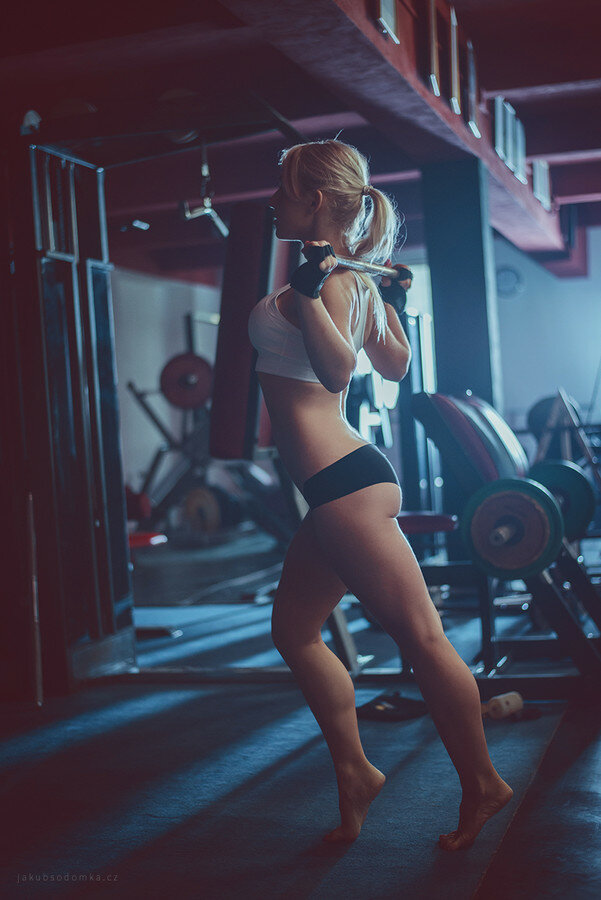 cant get enough fit girls