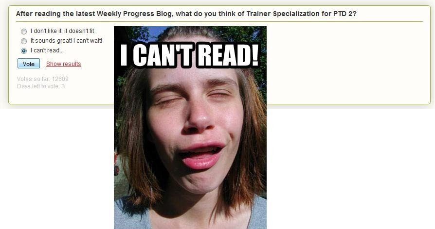 cant read