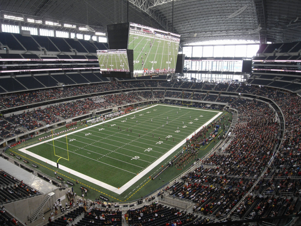 cb2 - cowboys stadium