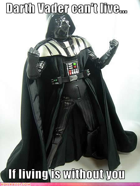 celebrity pictures darth vader without