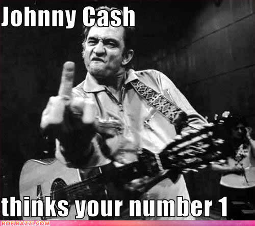 celebrity pictures johnny cash youre number