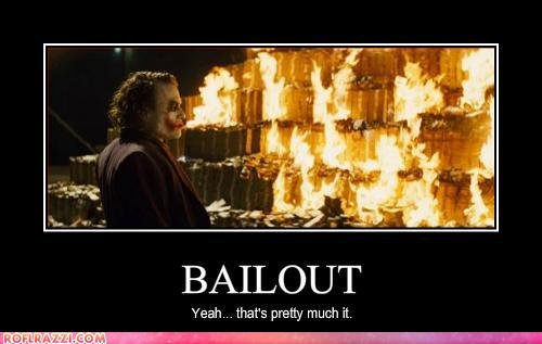 celebrity pictures joker bailout