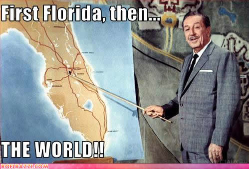 celebrity pictures walt disney first florida
