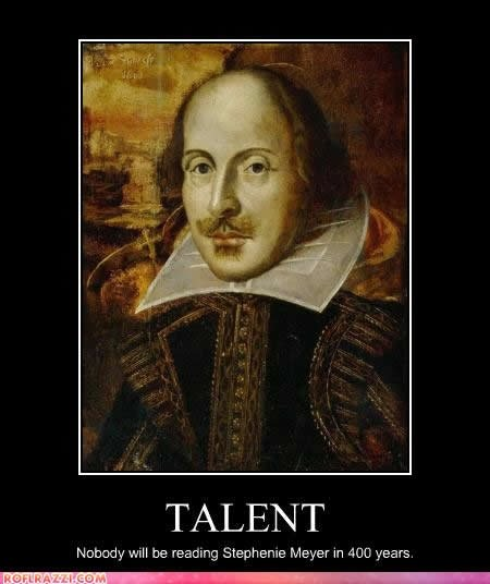 celebrity pictures william shakespeare stephenie meyer huge funny pic collection