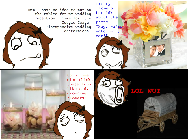 centerpieces - my summer, in memes and comics
