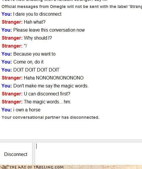 chatroulette trolling does work