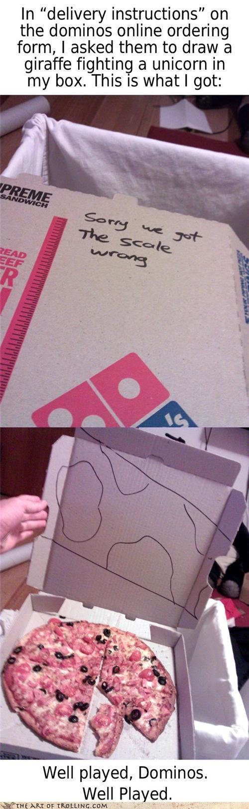 chatroulette trolling dominos