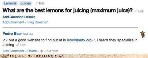 chatroulette trolling specializes juicing
