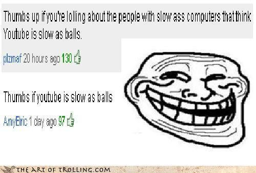 chatroulette trolling thumbs
