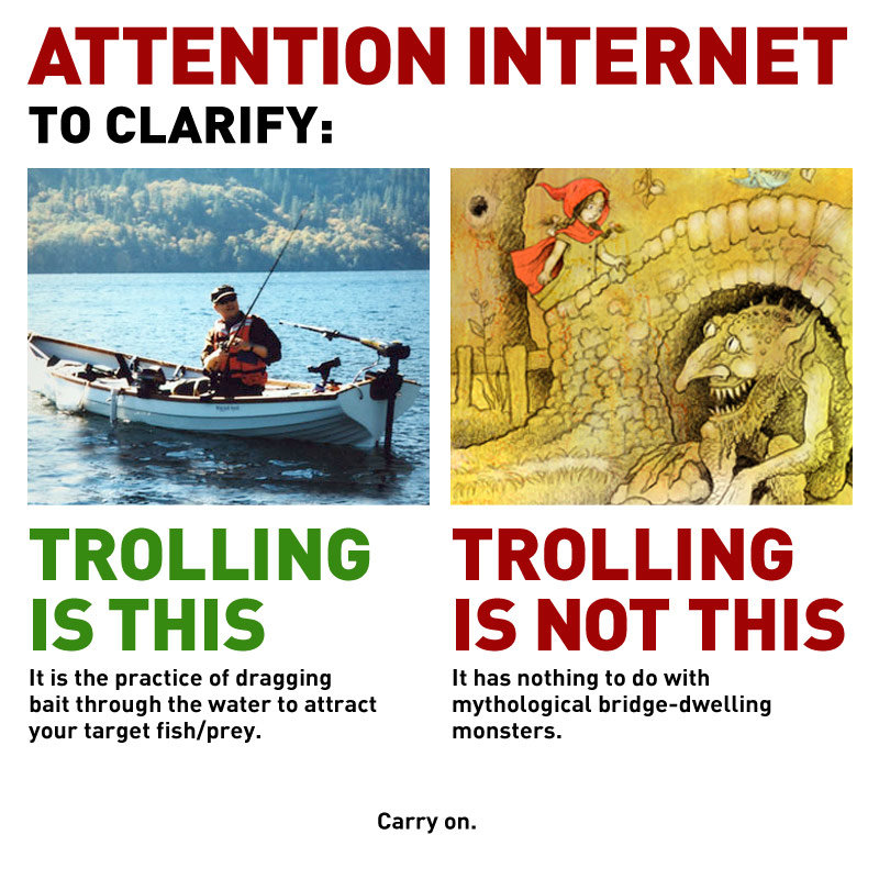 clarification from internet guy