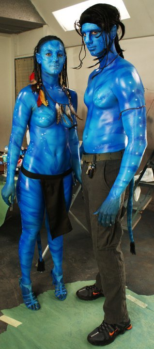 classmate her went neytiri jake sullythe results amazing her comments