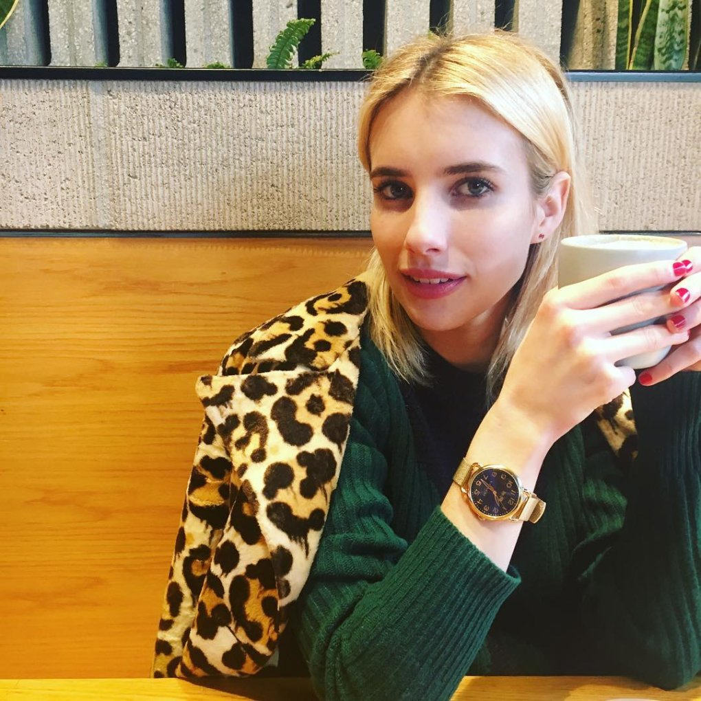 classy - stunning and talented emma roberts (50+ photos)
