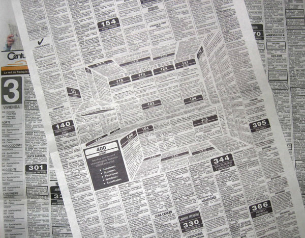 clever newspaper