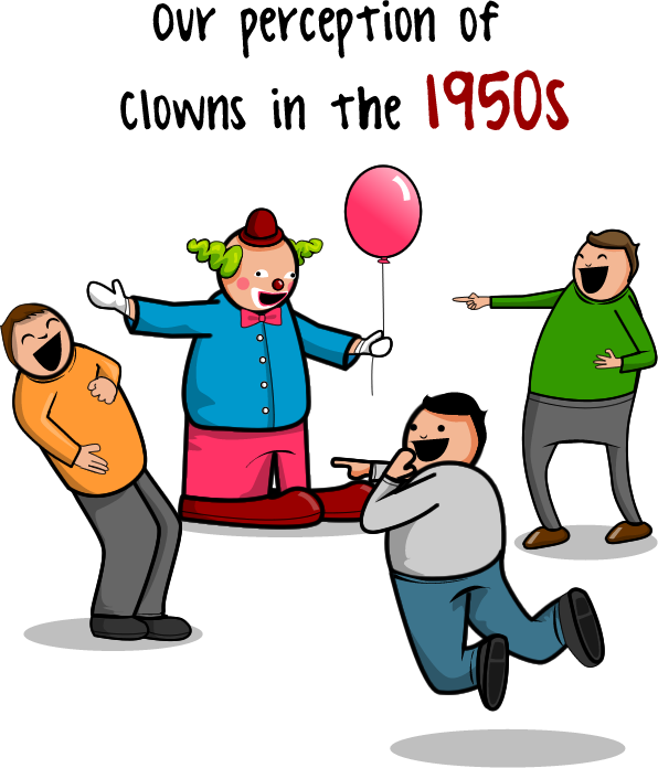 clowns1 - minor differences part 3