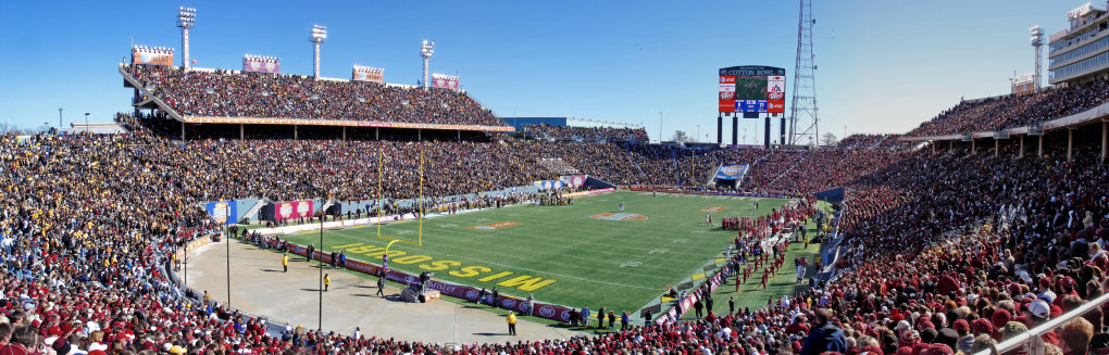co1 - cotton bowl stadium