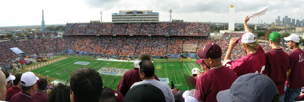 co2 - cotton bowl stadium