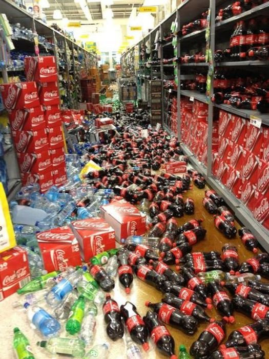 coca cola crash
