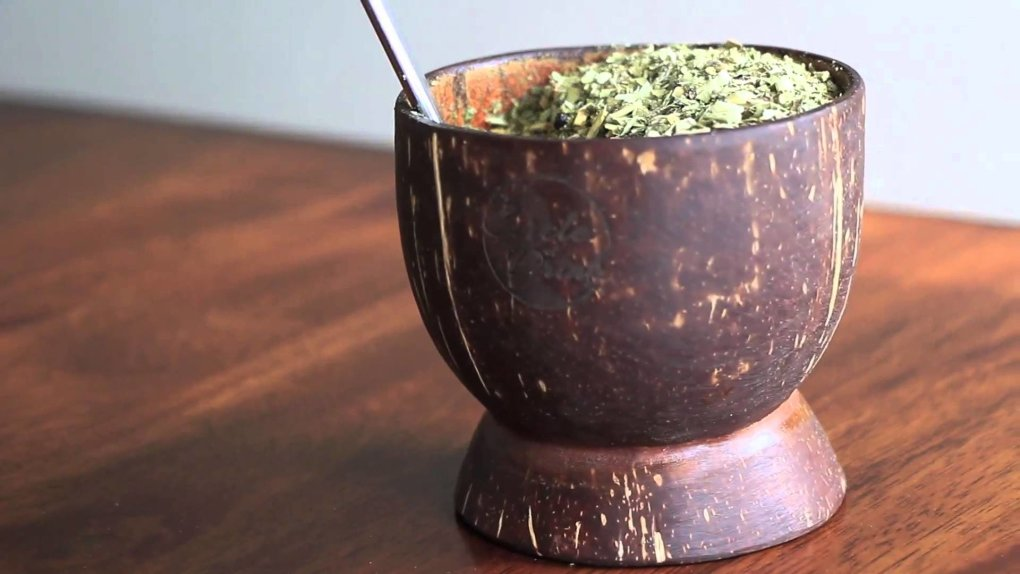 cococup yerba mate gourd