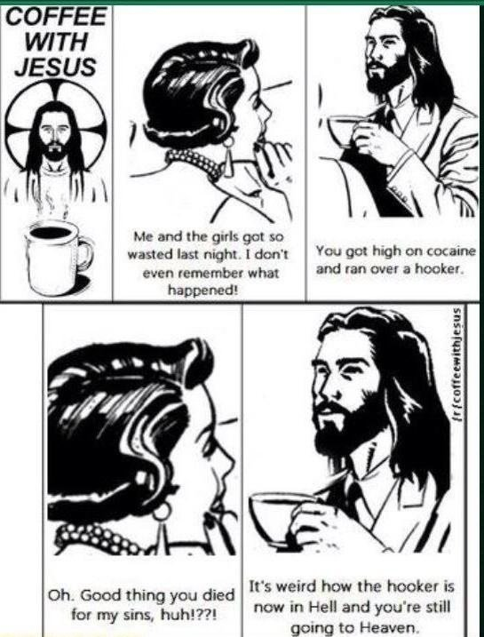 coffee jesus