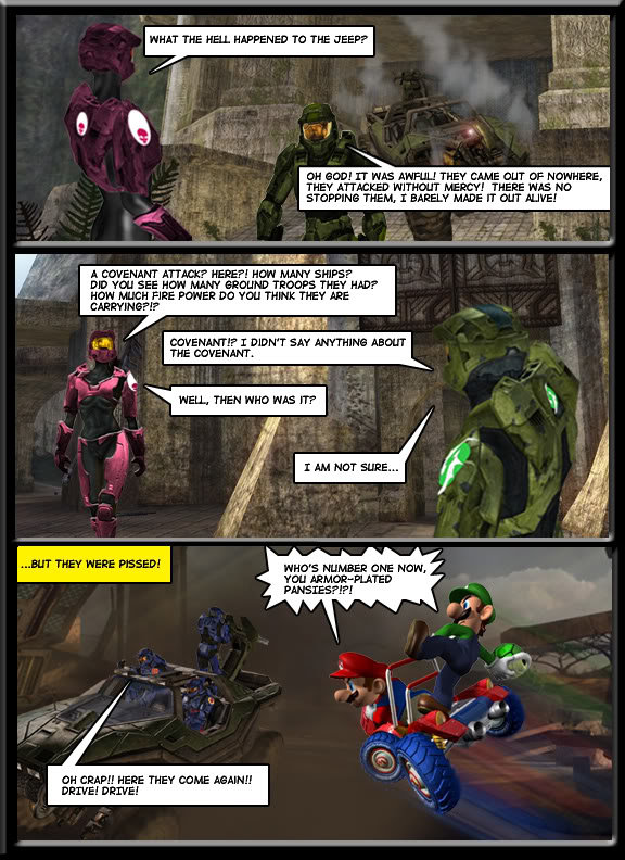 comic25 - halo is funny