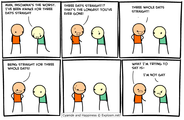 comicawakenew - 50 more cyanide & happiness comic's