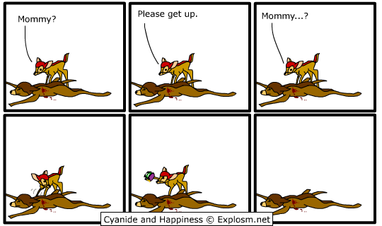 comicbambi1 - cyanide and happiness collection two