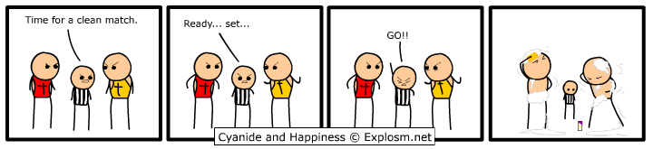 comicclean - cyanide and happiness collection six