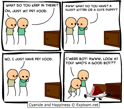 comicfartz1 - more cyanide & happiness