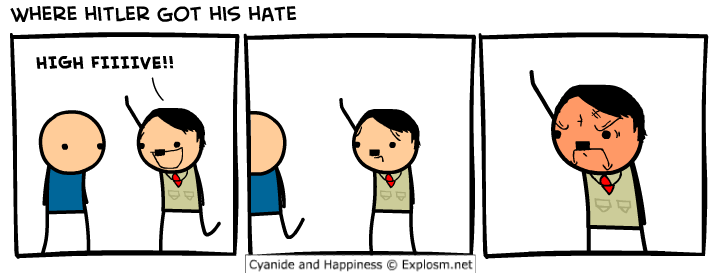 comichate1 - 50 more cyanide & happiness comic's