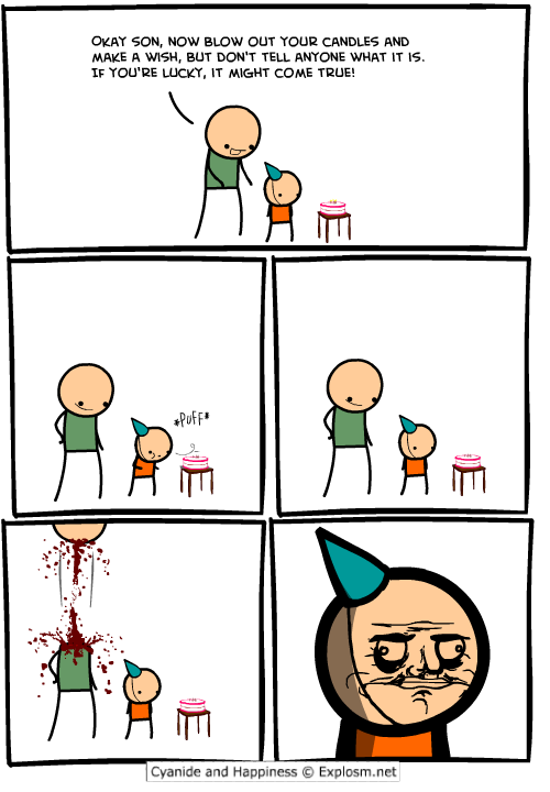 comicmegustailovefuuuuuu - 50 more cyanide & happiness comic's