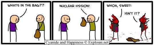 comicnuclear - i have found more cyanide & happiness!!