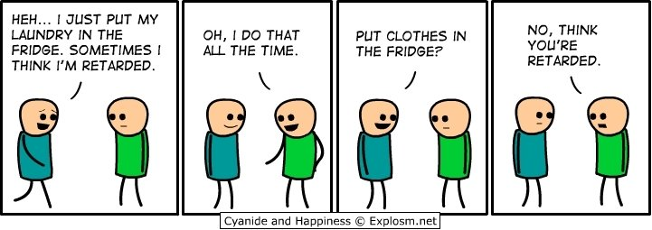 comics exited cyanide happiness