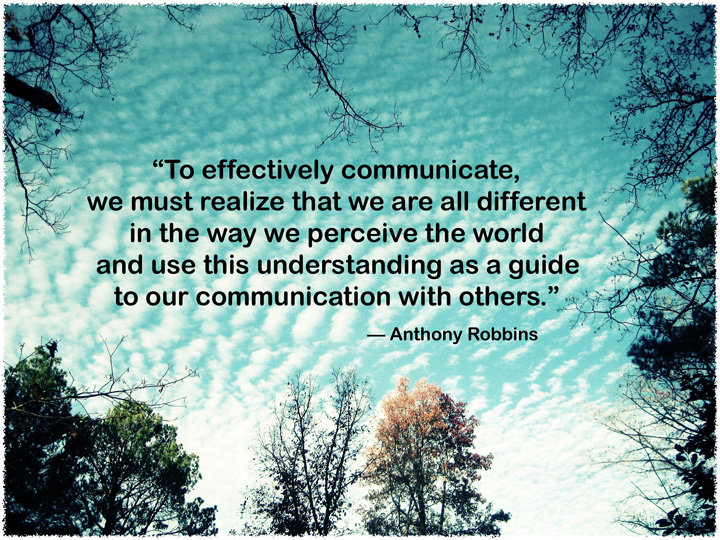 communicate - what would you attempt if you knew you could not fail?