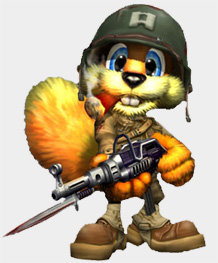 conker pose