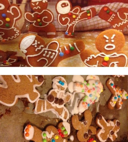 cookies - expectations vs reality