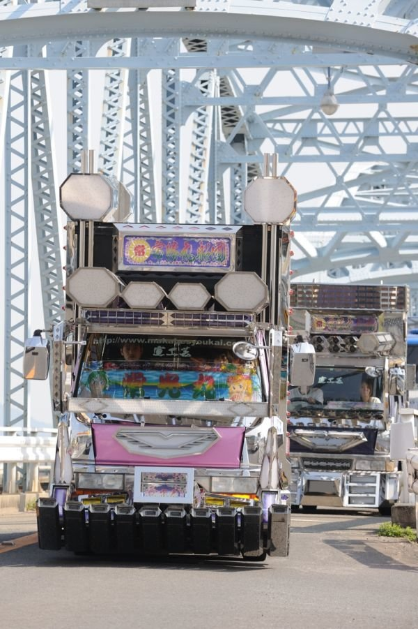 cool japanese trucks