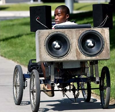 cool stereo audio system