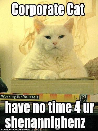 corporate lolcatz