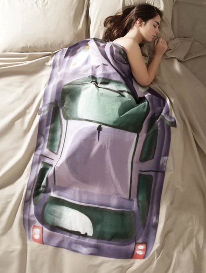 creative bed sheet covers