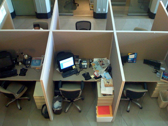 cubicles 9 - the cubical